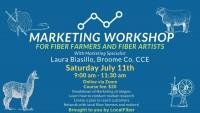 Marketing Workshop for Fiber Farmers and Fiber Artists