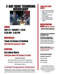 Hoof Trimming Workshop