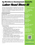 New York Labor Roadshow III