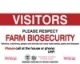 Implementing Biosecurity on Dairy Farms